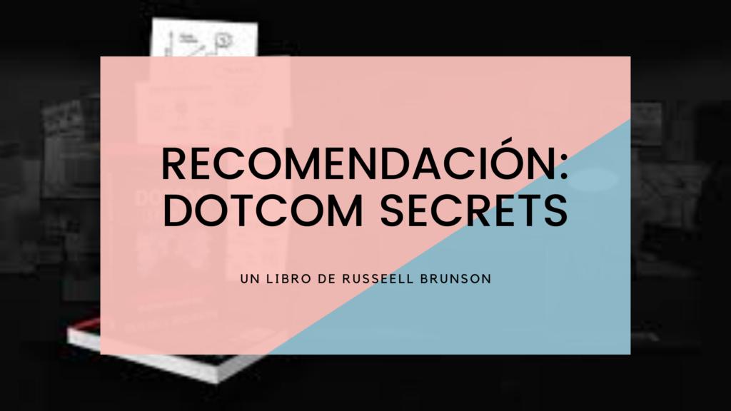 Libro DotCom Secrets